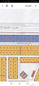 ارض للبيع مخطط طيبة الفرعية 611