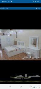 غرف نوم جديده 1400ريال