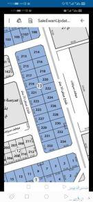 للبيع أراضي بحي اللؤلؤ 115 - 2 بعزيزية الخبر.