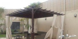 مظلات مضلات سواتر هناجر شينكو تغطية مسابح
