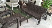 جلسات حدائق  خزيران وكوفي و اثاث وكراسي