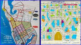 للبيع موقع ارض في مخطط 29( ب) الخليج