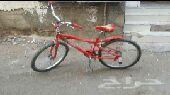 دراجه  للبيع راجع اعلاني  السابق الحد 300ريال