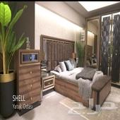 جديد صيف2020افخم غرف النوم وبارخص الأسعار