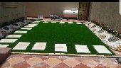 تنسيق حدائق وشلالات واسطح البيت