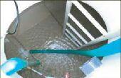 شركة تنظيف الخزانات والشقق وجلي الرخام بالمدي