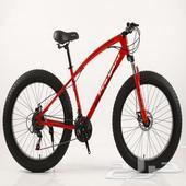 دراجات سيكل هوائية هجين جبلى