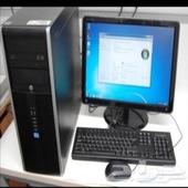 اجهزة كمبيوتر مكتبية مستخدمة للبيع