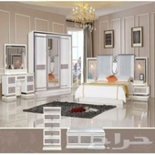 غرفة نوم نفرين موديل رقم 2021