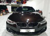 نظيفة..Gran Coupe BMW 420I_2015