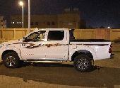 هايلوكس2014 دبل سعودي فل كامل