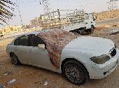 الرياض - Bmw 730 موديل 2007