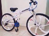 دراجات هوائية قابلة للطي