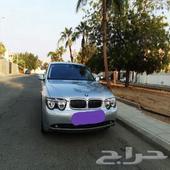 BMW 730i 2004 فرصه ولا أروع للفخامه عنوان