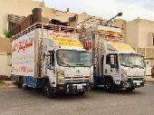 شركة نقل عفش بينبع0503918000 اقل الاسعار