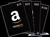 بطاقات أمازون اقل سعر صرف3.48 لكل 100 دولار