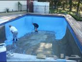 عزل أسطح.عزل خزانات ومسابح.متخصصون عوازل مائي