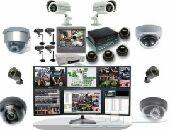 كاميرات مراقبة توريد وتركيب