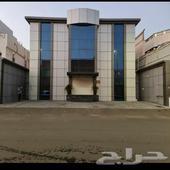 عماره للبيع في حي النهضه مساحتها  600 متر