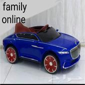 سيارة اطفال مايباخ