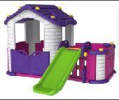 بيوت للأطفال كورية وأرضيات اسفنجية
