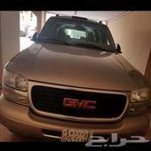 بيع سيارة جمس 2005 فل كامل الجميح