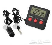قياس حراره ورطوبه للفقاسات عالي الدقة