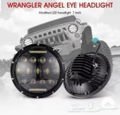 اصطبات امامية للرانجلر LED