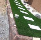 فن تنسيق الحدائق والاحواش والاسطح