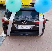 لعشاق الفخامة سيارة لكزس للأطفال 24 فولت