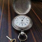 ساعة جيب عثماني