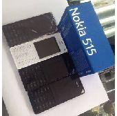 مطلوب نوكيا 515 مستعمل او جديد