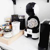 مكينة قهوة بسعر مميز