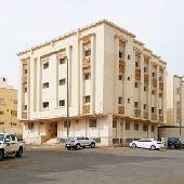 عماره 4 ادوار وملحق 10 شقق مساحتها 869 م