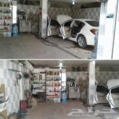 مركزعبدالله لزينة وتلميع وتنجيد سيارات