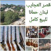 قصر جبل لبنان للبيع