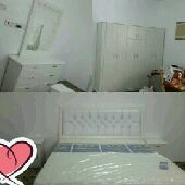 غرف نوم نفرين مخفضة 1800ريال
