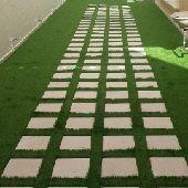 تنسيق وتصميم حدائق