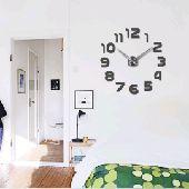 ساعات حائط راقية 3D ب 75 ريال فقط
