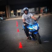 تعليم قيادة دباب( دراجه نارية ) بكل سهولة