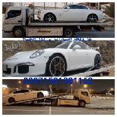 سطحات الإمارات لنقل سيارت إلى جميع دول الخليج