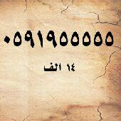 ارقام مميزه جميع المقسمات