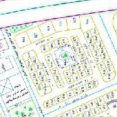 للبيع أرض تجاريه ع شارعين مخطط الملك فهد