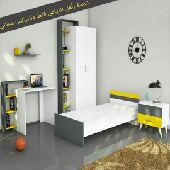 غرف نوم مفرد الرياض توصيل وتركيب مجانا