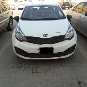 الرياض - سيارة كيا ريو 2014 كاش