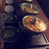 طاولات البوفية المنزلية وتوصيل مجاني