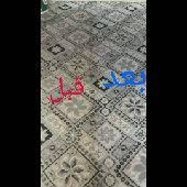 تنظيف منازل مجالس شقق خزنات نقل عفش رش مبيد