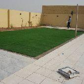 تنسيق حدائق ابو هاجر