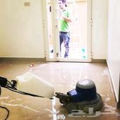شركة تنظيف شقق فلل قصور مساجد بالرياض