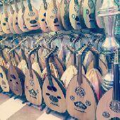 عود موسيقي -اعواد كمانات جيتارات